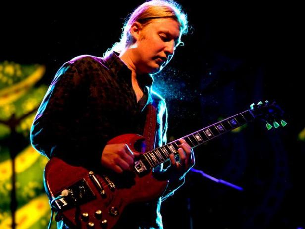 稀代のスライドギター名手!デレク・トラックスの描く世界