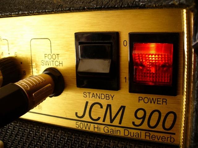 マーシャルのJCM900