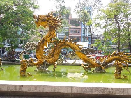 華僑が多い。ベトナムと中国の関係 (1)