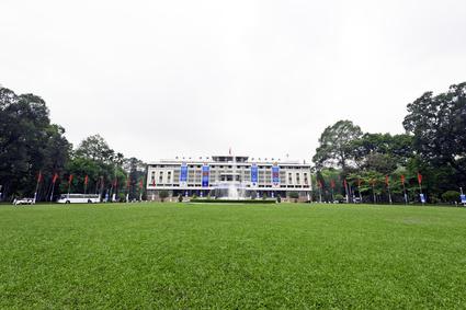 統一会堂 南ベトナム大統領官邸 ノロドン宮æ