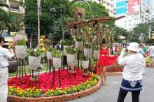 華やかに過ごすベトナムのお正月 (1)