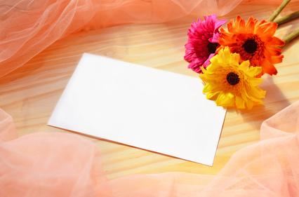 花メッセージ