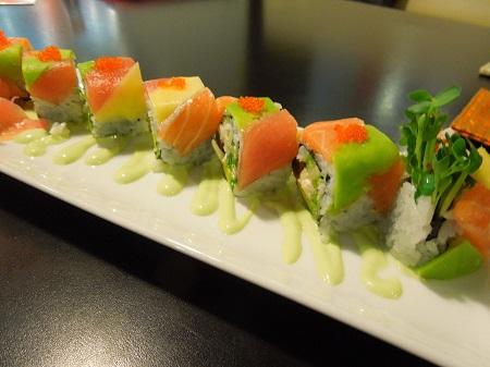 ベトナム風お寿司