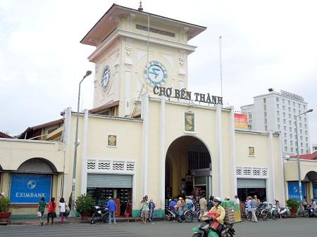 78 ベトナムの魅力はやっぱり市場 (1)
