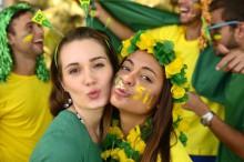 ブラジルの女性