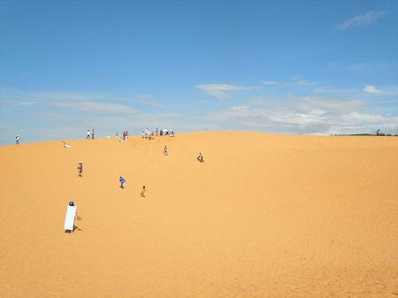 82 ホーチミンから車で4時間。そこはムイネー砂漠 (1)