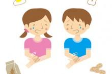 子ども 食物アレルギー