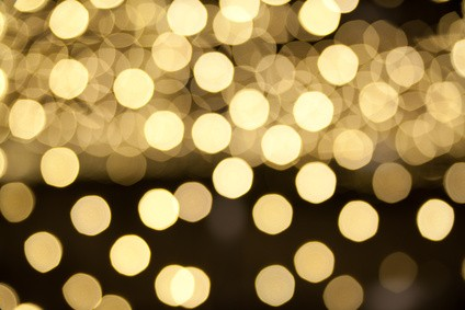 白熱電球の光のイメージ