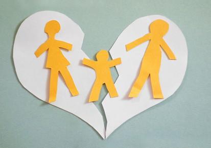 夫婦の危機と子供の問題