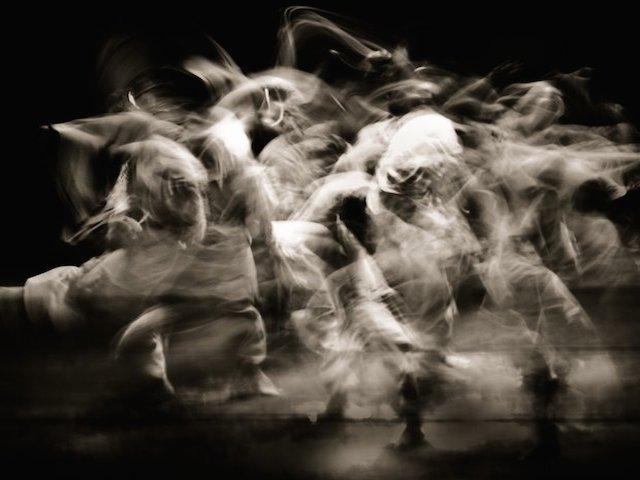 ダンスを映した画像