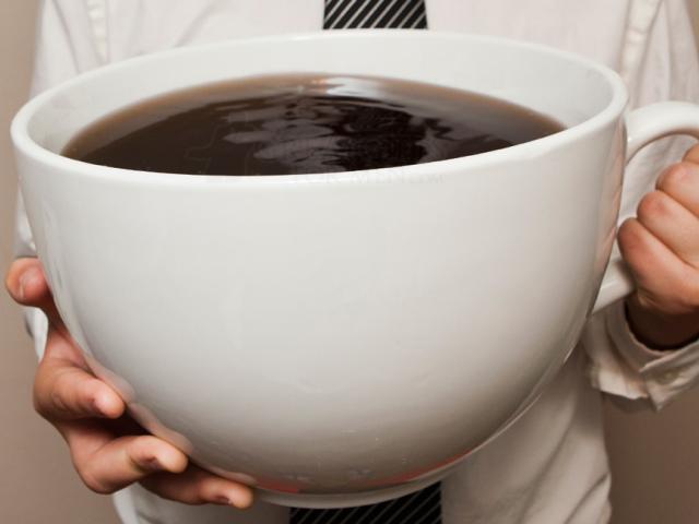 コーヒー一杯