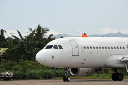 東南アジアの航空機