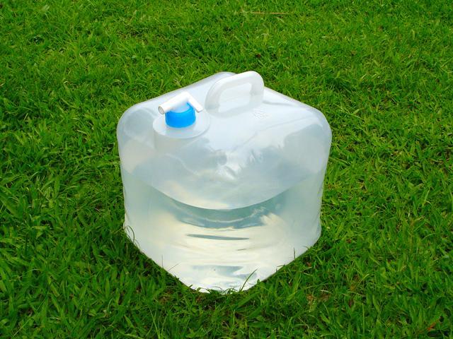 10リットルの水