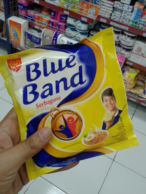 お菓子の袋のようですがバターです