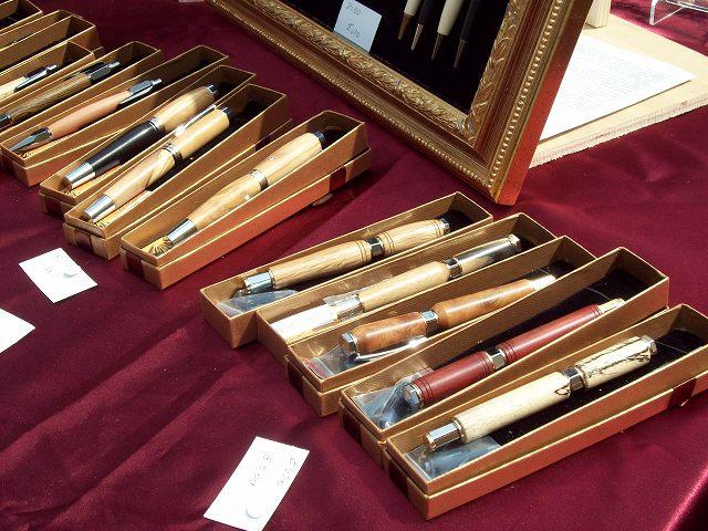オリジナルペンをつくる工房