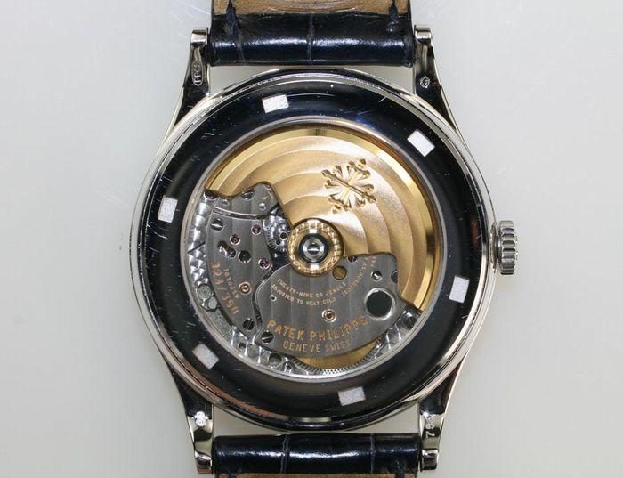 時計の内部