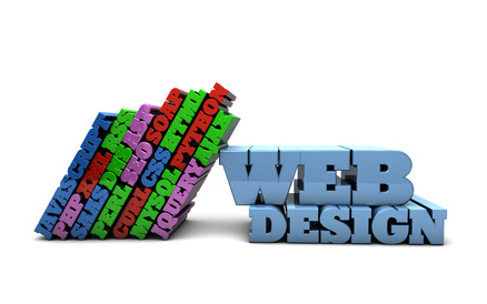 web design php mysql javascript jquery html css