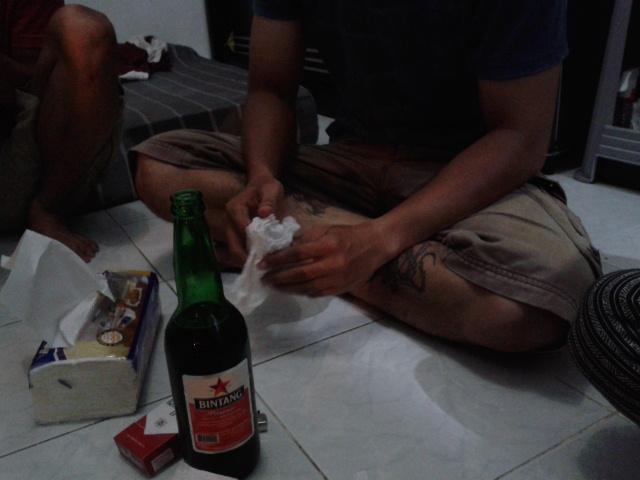 飲酒もOK