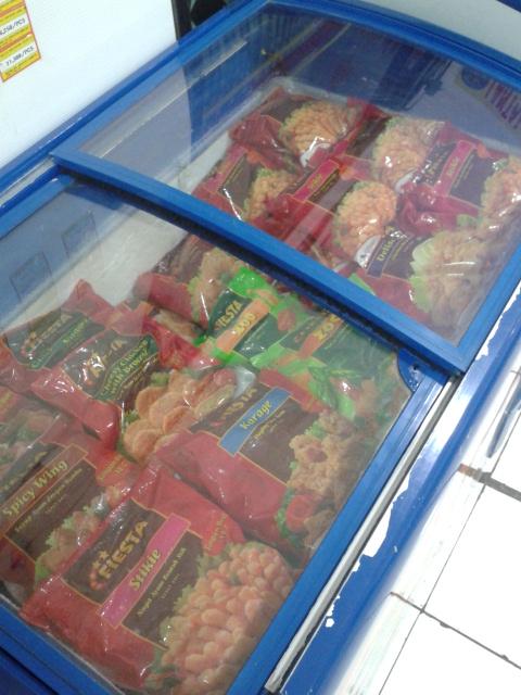 冷凍食品もこればっかり