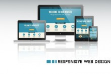 High quality vector illustration of responsive web design