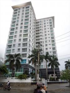 東南アジアのマンション