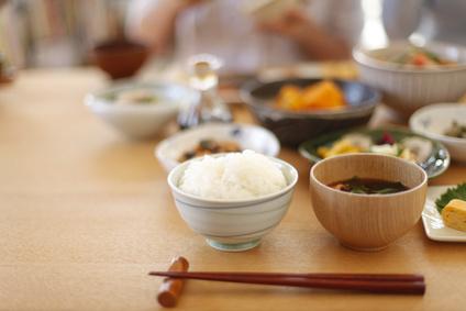 美味しそうな和食