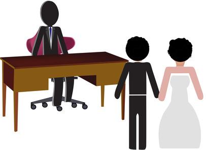 裁判官と夫婦