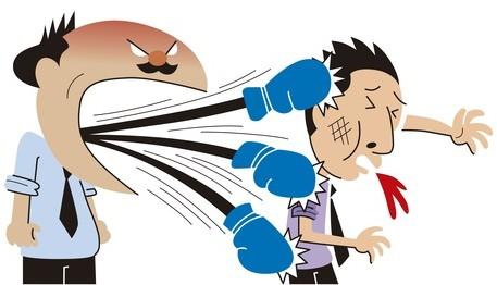 言葉の暴力によるパワハラ